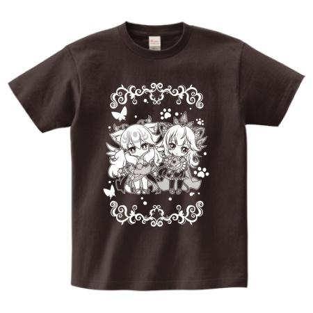 パズドラTシャツ(イルミナ・ロミア)