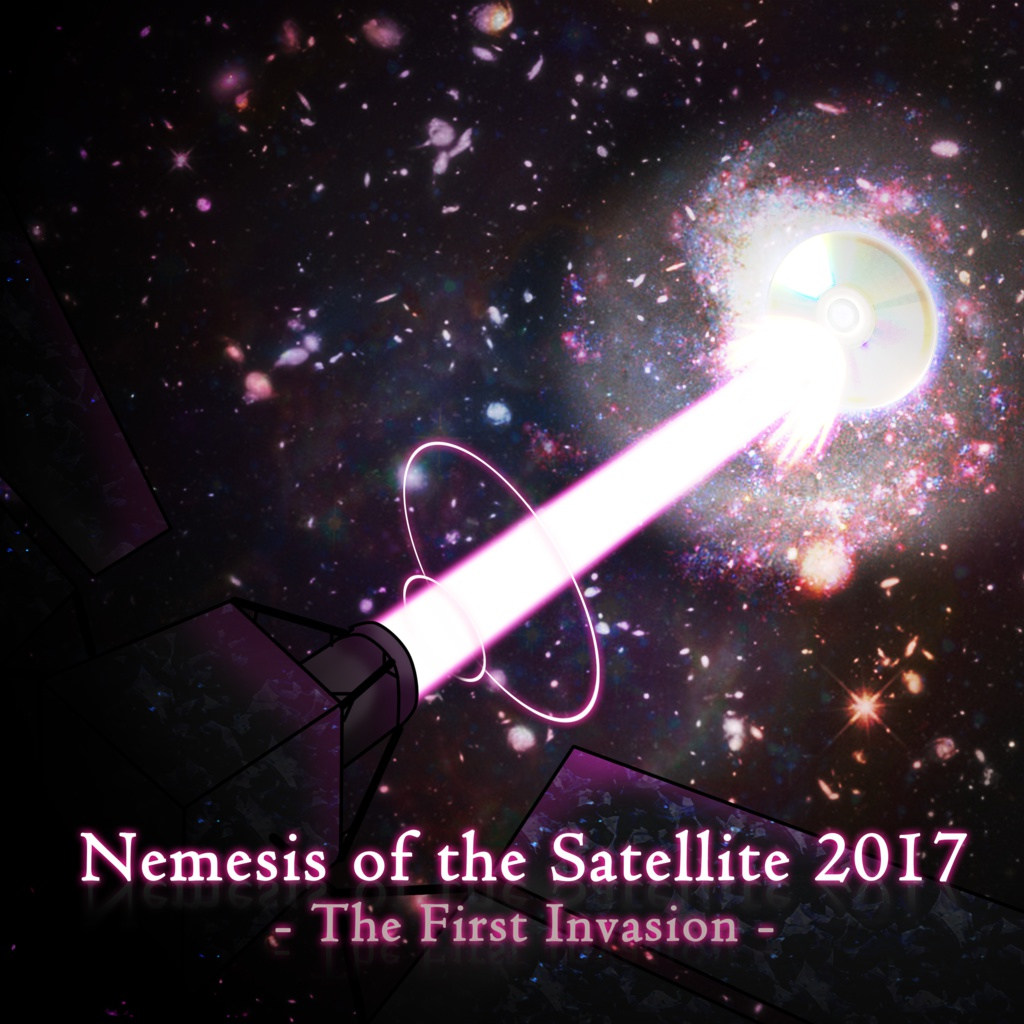 Nemesis of the Satellite 2017 -The First Invasion