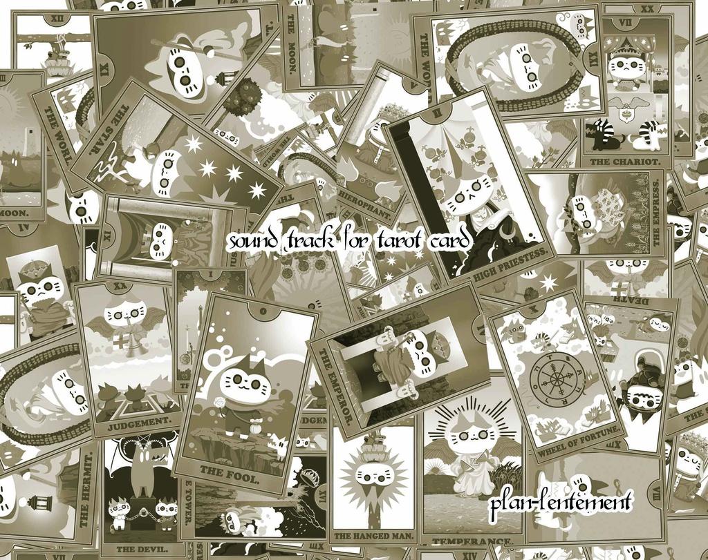 Soundtrack For Tarot Card(タロットカードセット付き)