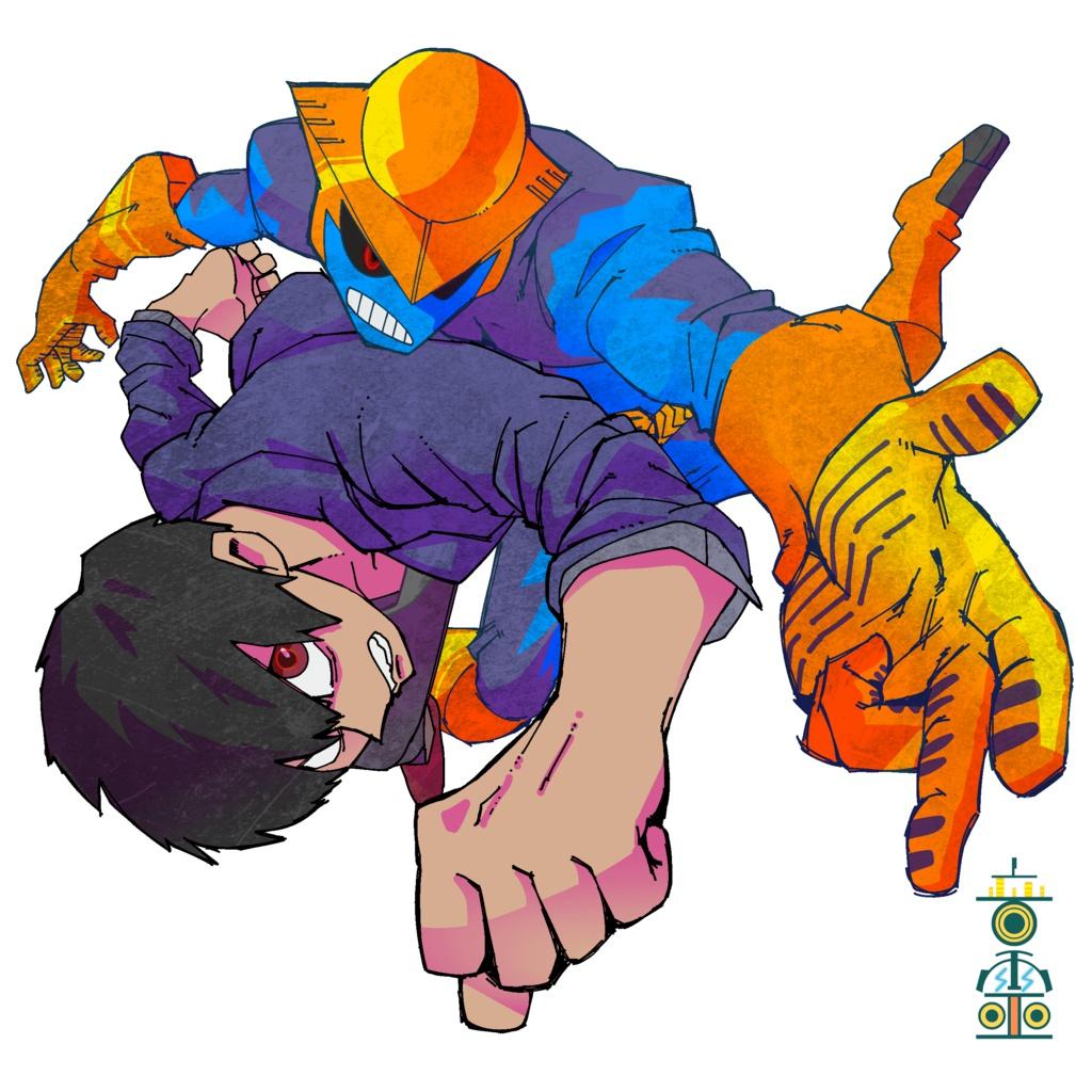 【ステッカー】音霊_059