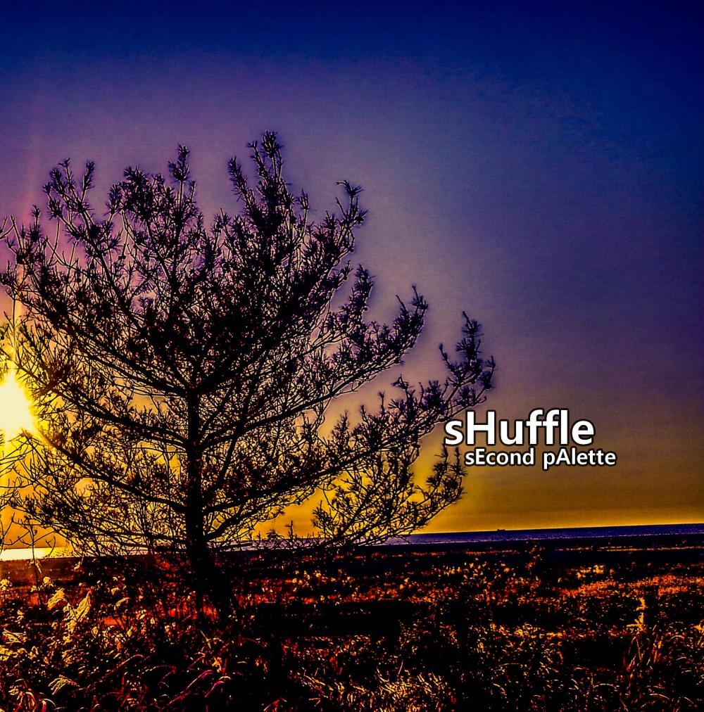 sEcond pAlette 2nd album【sHuffle】