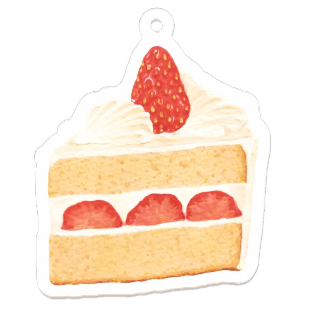 ショート ケーキ の いちご