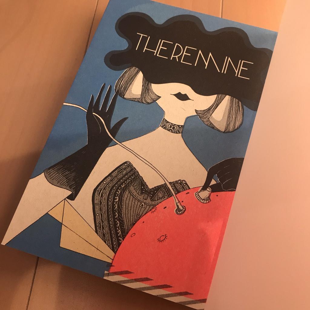 Illustration Book(THEREMINE)