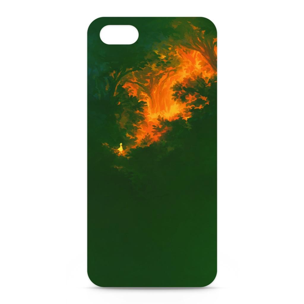 「夜の中で」iPhoneケース・各サイズ