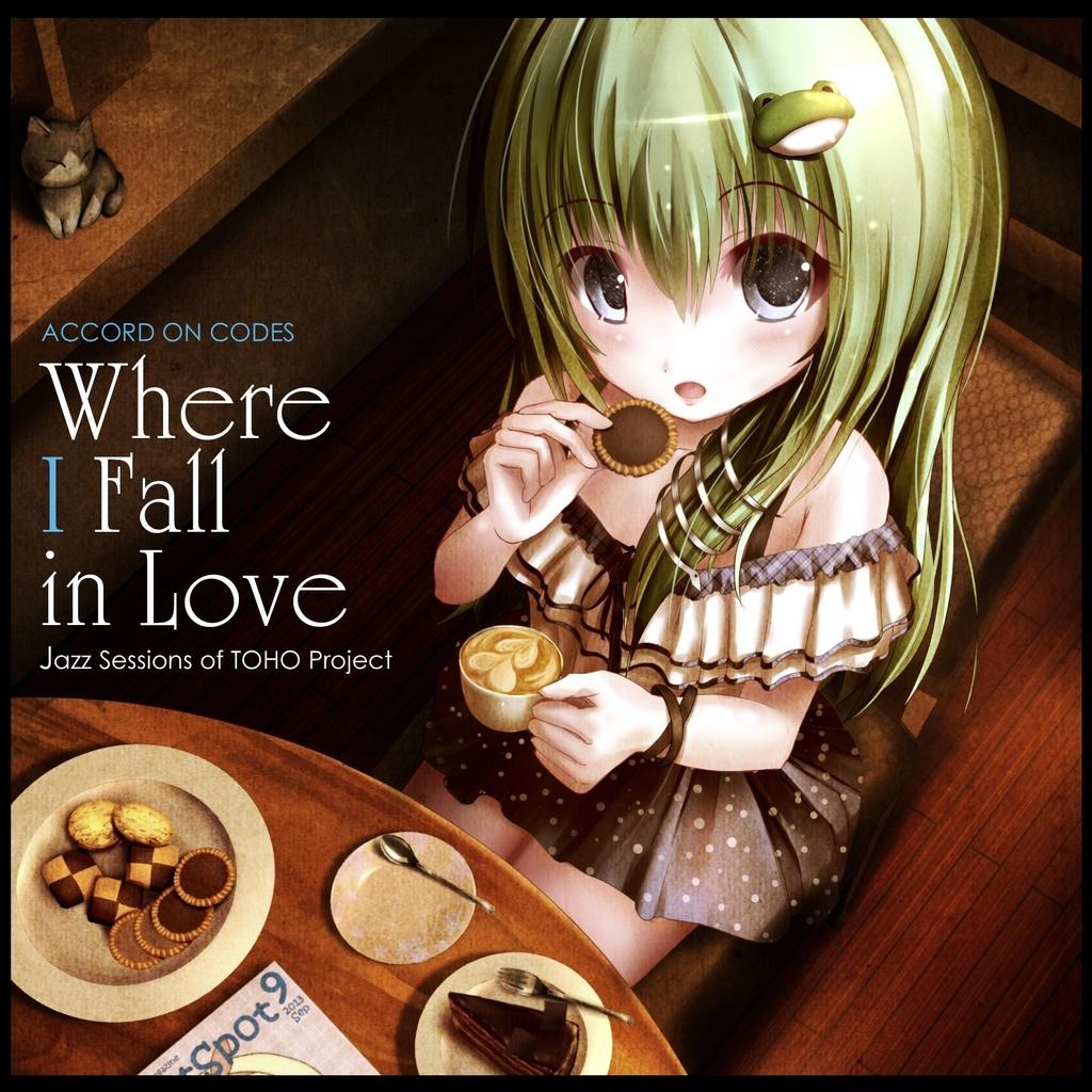 ACCORD ON CODES - Where I Fall in Love