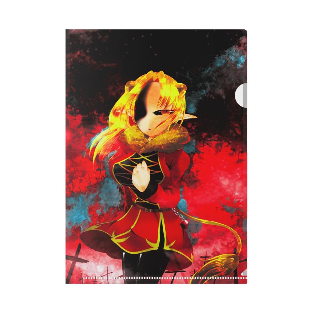 【クリアファイル】戦場のリオン