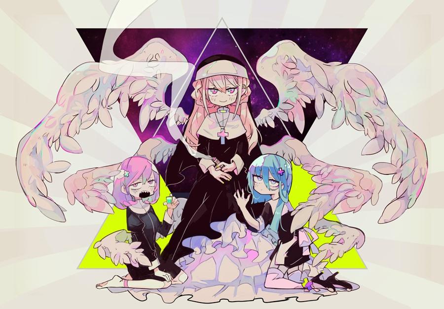Angelsポストカード